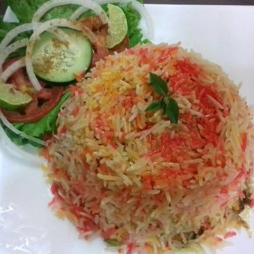 BIRYANI BEEF Y CHICKEN