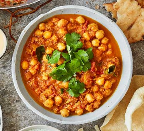 CHANNA CURRY