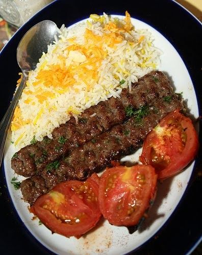 BEEF SULTANI KABAB